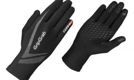GripGrab UltraLight løbehandske – Sort