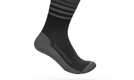 GripGrab Waterproof Merino Thermal Sock 3016 – Vandtæt Strømpe – Sort