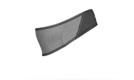 GripGrab Wind Headband – Dame cykelpandebånd – Grå