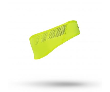 GripGrab Windproof Hi-Vis Headband 5038 – Pandebånd Vindtæt – neon gul
