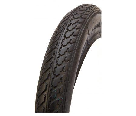 GRL dæk – 1141 med 3 mm punkteringsbeskyttelse – Str. 12.1/2×2.1/4 (62-203) – Sort