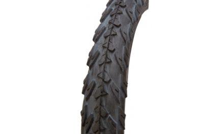 GRL dæk – 1161 med 3 mm punkteringsbeskyttelse – Str. 14×1.5/8-1.3/8 (37-288) – Sort