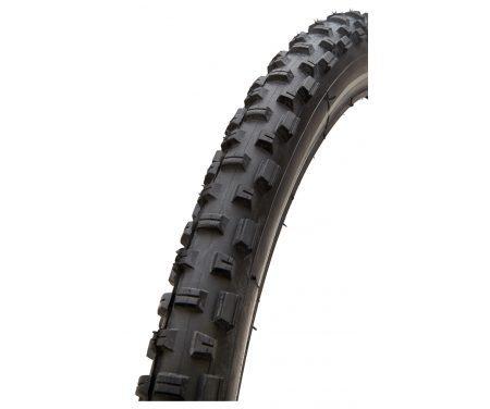 GRL dæk – 8012 med punkteringsbeskyttelse – Str. 29×2,25 (57-622) – Sort/refleks