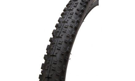 GRL dæk – 8014 med 1 mm indlæg – Str. 27,5×2,25 (57-584) – Sort/refleks