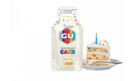 GU Energy Gel – Birthday Cake – 32 gram