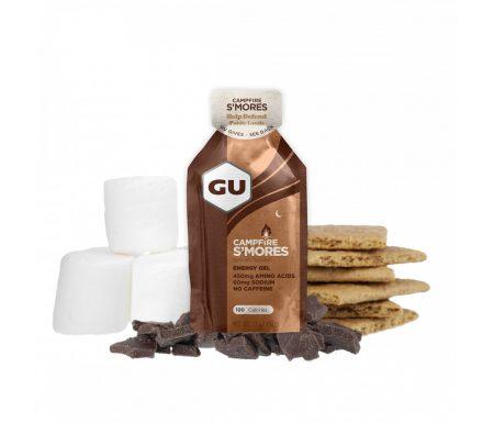 GU Energy Gel – Campfire S'mores – 32 gram
