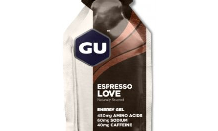 GU Energy Gel – Espresso Love – 40 mg koffein – 32 gram
