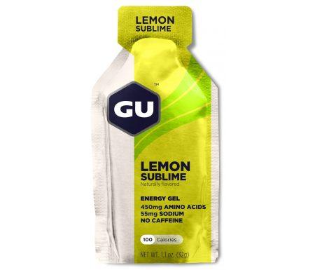 GU Energy Gel – Lemon Sublime – 32 gram
