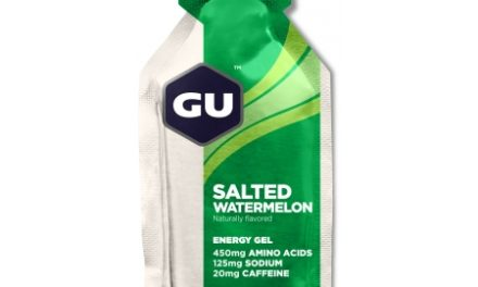 GU Energy Gel – Salted Watermelon – 20 mg koffein – 32 gram
