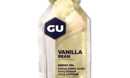 GU Energy Gel – Vanilla Bean – 20 mg koffein – 32 gram