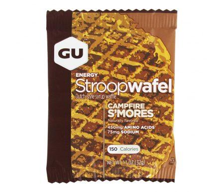 GU Energy Stroopwafel – Campfire S'mores – 32 gram