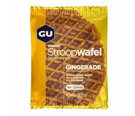 GU Energy Stroopwafel – Gingerade – 32 gram