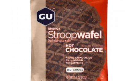 GU Energy Stroopwafel – Hot Chocolate – 32 gram