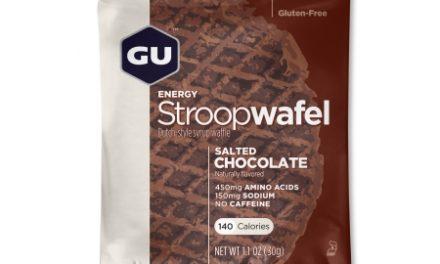 GU Energy Stroopwafel – Salted Chocolate – 32 gram