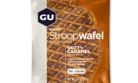 GU Energy Stroopwafel – Salty's Caramel – Glutenfri – 32 gram
