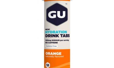 GU Hydration Tabs – Orange – 1  x 12 stk.
