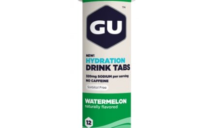 GU Hydration Tabs – Watermelon – 1  x 12 stk.