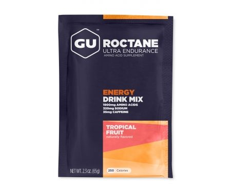 GU Roctane Energy Drink – Tropical Fruit – 65 gram