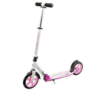 HEAD Urban 205 – Løbehjul med 205mm hjul til børn og voksne – Pink/Hvid