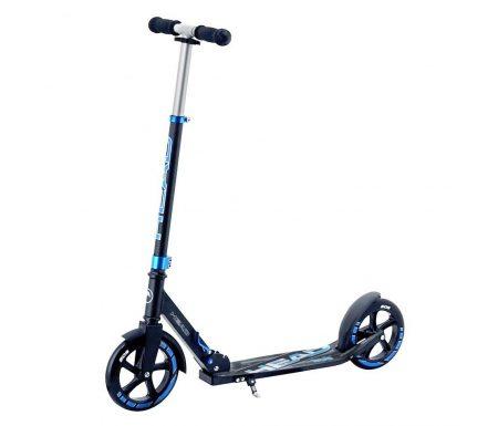 HEAD Urban 205 – Løbehjul med 205mm hjul til børn og voksne – Sort/Blå