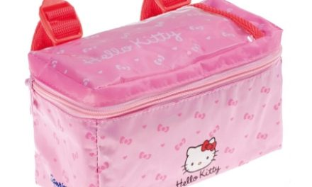 Hello Kitty – Styrtaske til børnecykel