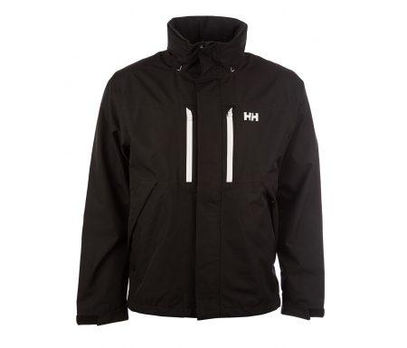Helly Hansen Bykle Jacket – Regnjakke – Sort – Str. M