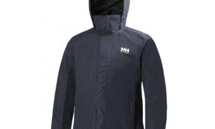 Helly Hansen Dubliner Jacket – Regnjakke – Navy – Str. S