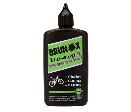 High-Speed kædeolie Brunox i drypflaske