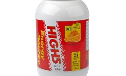 High5 EnergiSource – Energidrik – Appelsin 2,2 kg