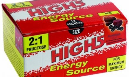 High5 Energy Source – Bær 600 gram