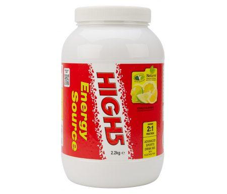 High5 Energy Source – Energidrik – Citrus 2,2 kg