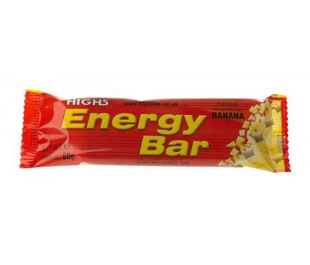 High5 Energybar – Banan 60 gram