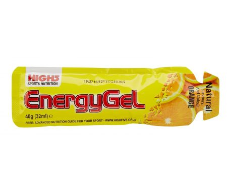 High5 EnergyGel – Appelsin 40 gram