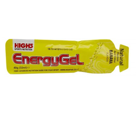 High5 EnergyGel – Banan 40 gram
