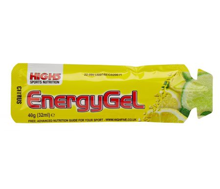 High5 EnergyGel –  Citrus 40 gram