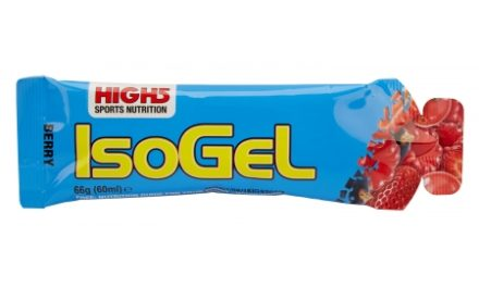 High5 IsoGel – Bær 60 ml