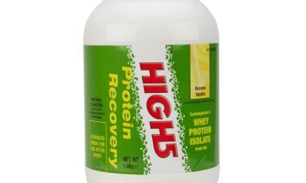 High5 Protein Recovery – Banan / Vanilje 1,6 kg
