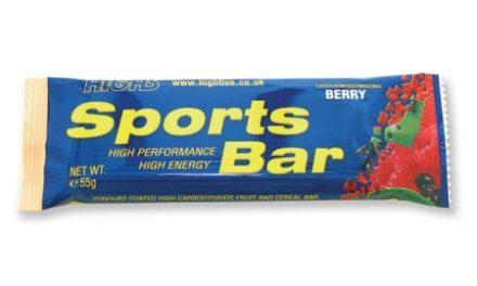 High5 Sportsbar – Bær 55 gram