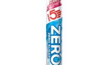 High5 Zero Tabs Sports Drink – Bær 1×20 stk.