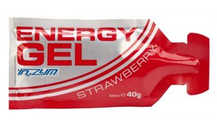In2zym Energigel – Jordbær – 40 gram