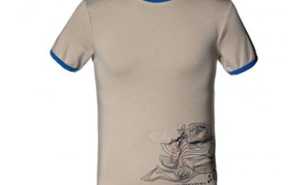 Isbjörn Mountain Tee – T-shirt – Beige