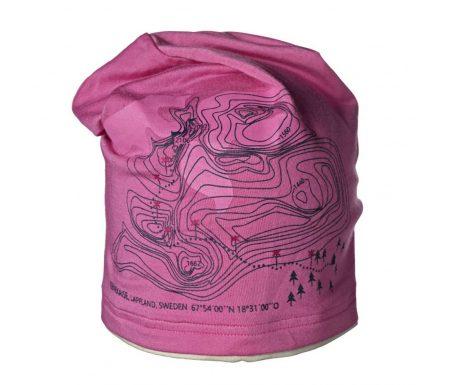 Isbjörn of Sweden Mountain Cap – Hue – Pink – Str. 48-50