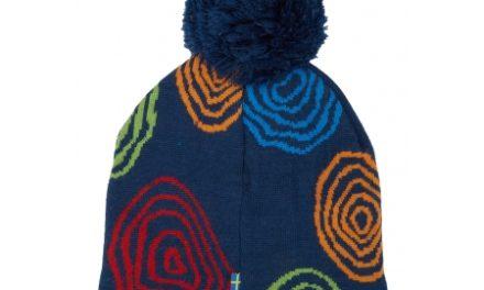 Isbjörn of Sweden Peaks Knitted Cap – Hue – Blå – Str. 48-50 cm.