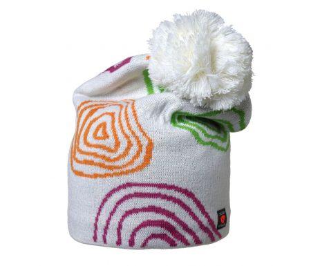 Isbjörn of Sweden Peaks Knitted Cap – Hue – Hvid – Str. 48-50