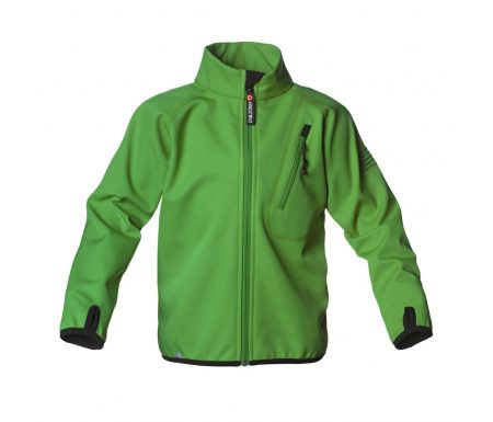 Isbjörn Wind & Rain Block – Softshell Jakke – Grøn