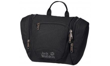 Jack Wolfskin Caddie – Toilettaske – Sort