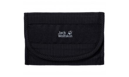 Jack Wolfskin Cashbag Wallet RFID – Pung RFID – Sort