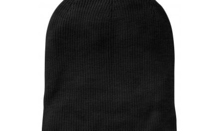 Jack Wolfskin Feel Good Beanie – Hue – Sort – OS