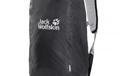 Jack Wolfskin Raincover 30 – 40 L – Regnslag til Rygsæk – Sort