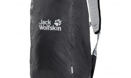 Jack Wolfskin Raincover 40 – 60 L – Regnslag til Rygsæk – Sort